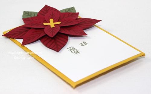 Gift Card Holder Enclosure
