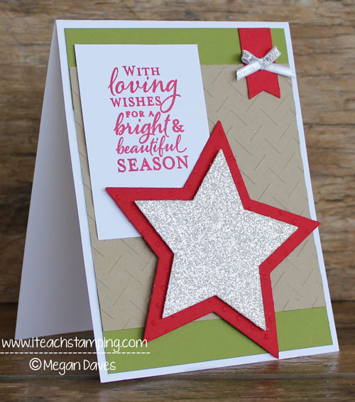 Making Handmade Christmas Cards