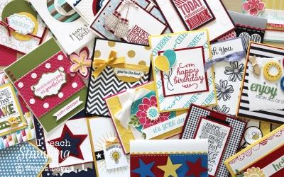 MORE Grab Bags of Handmade Cards!