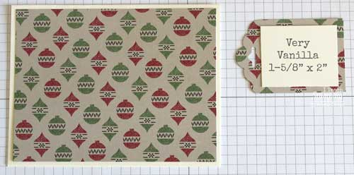 what to make with patterned paper