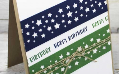 Stampin' Up! Masculine Birthday Cards