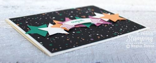 Buy Paper Punches Before They Are GONE to Make This Cute Card With Dimension
