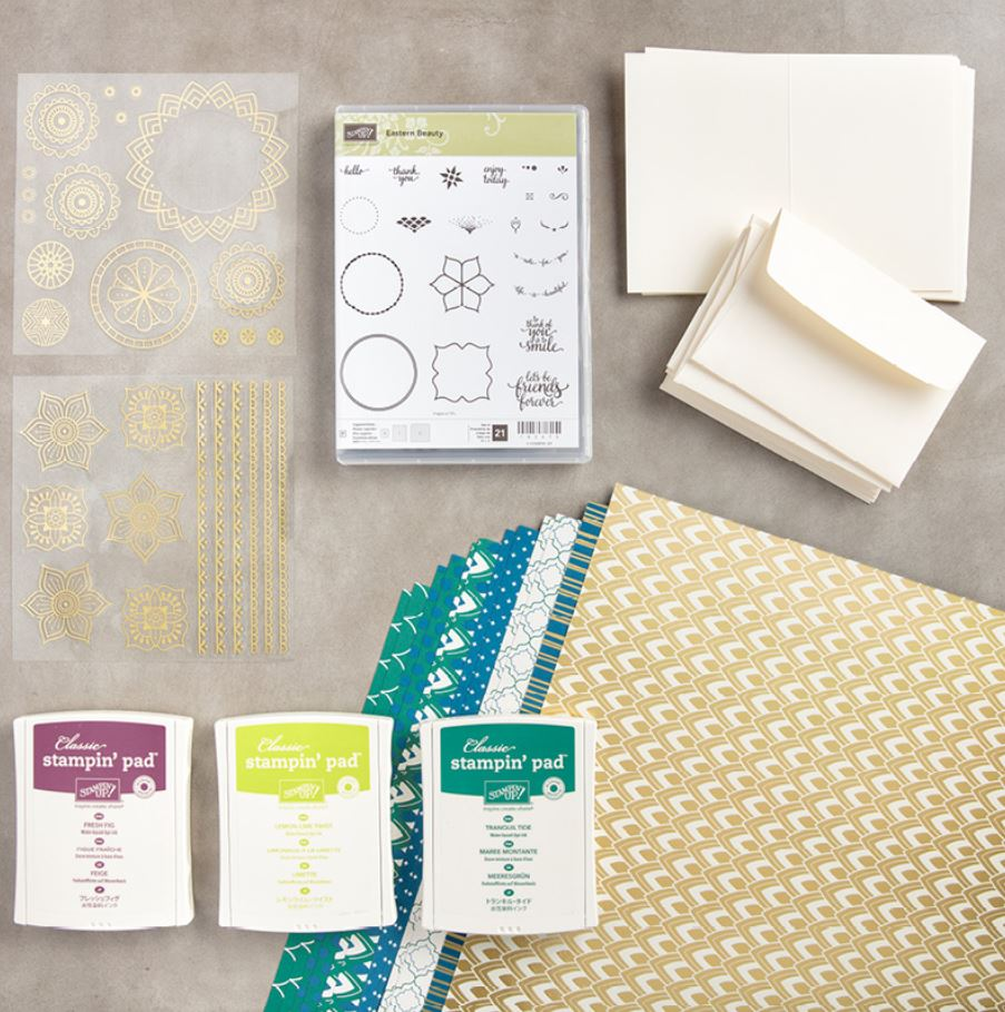 Easter Palace Starter Bundle - part of the sneak peek purchase available from Stampin' Up!