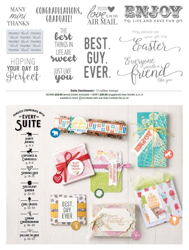 Washy tape or Washi tape Card Sentiment Collection