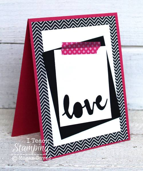 Cool Way For Using Word Dies for Card Making