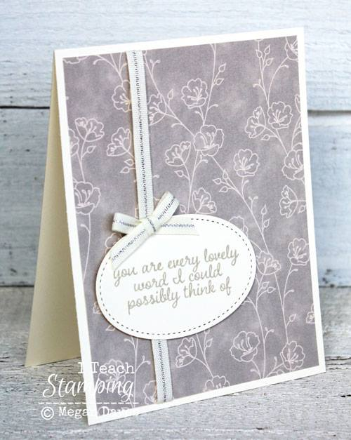 Simple greeting card making for anyone i teach stamping simple greeting card making at its finest m4hsunfo