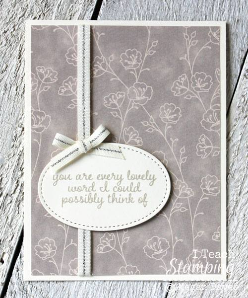 Simple greeting card making for anyone i teach stamping simple greeting card making for anyone m4hsunfo