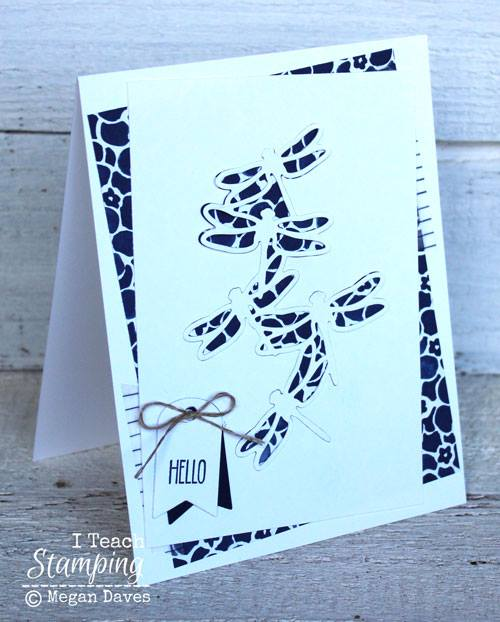gorgeous handmade die cut cards