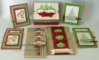 JUST RELEASED:  12 Cards of Christmas – Tutorial for Purchase