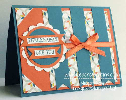 Easy to Make Handmade Greeting Card – Sale-a-Bration is Ending!