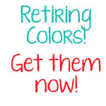 Colors Retiring – Just Announced