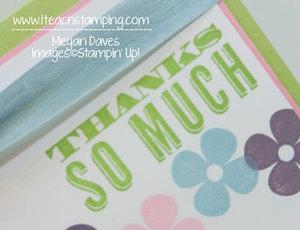 Oh, Hello to Make a Springtime Greeting Card Idea
