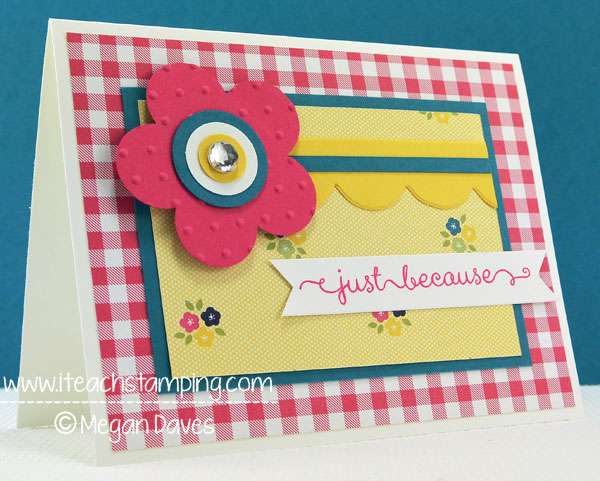 How to Make a Greeting Card:  Using a Dozen Thoughts