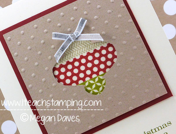 Discover How to Make This Easy Christmas Card