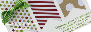 Clean and Simple Christmas Cards – Video Tutorial