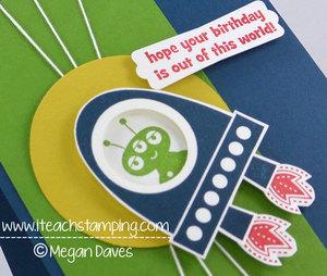 Ever Need A Little Boy Birthday Card?