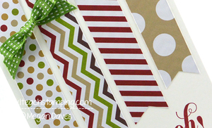Who Wants Another Clean & Simple Christmas Card Idea?
