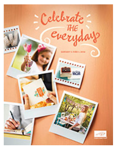 New Stampin' Up! Spring Occasions Catalog