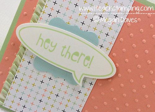 Need a Quick DIY Card Idea?  Video Tutorial