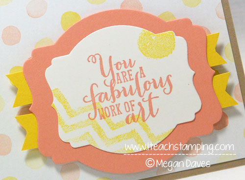 Mixing Catalog Products from Stampin' Up!