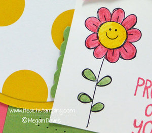 Using Stampin' Up!'s Sweet Stuff Stamp Set to Create a Handmade Card
