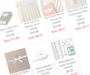 New Weekly Deals – Save On Stampin' Up! Products!!!