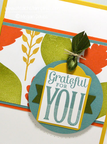 Using Stampin' Up!'s Merry Everything for The Friday Flip