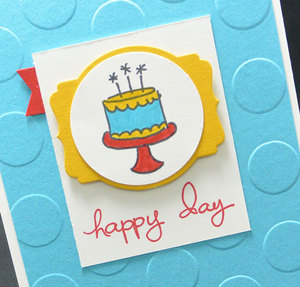 Card Making Video on Making An Easy Birthday Card – Endless Birthday Wishes From Stampin' Up!