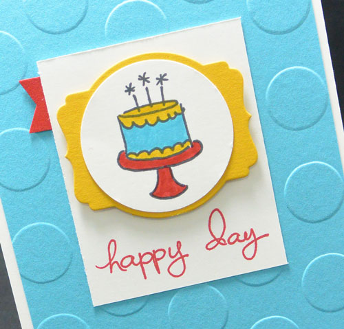 Card Making Video On An Easy Birthday Endless Wishes From Stampin Up