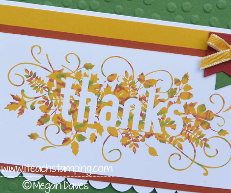 Making a Handmade Thank You Card – Paper Crafts Ideas