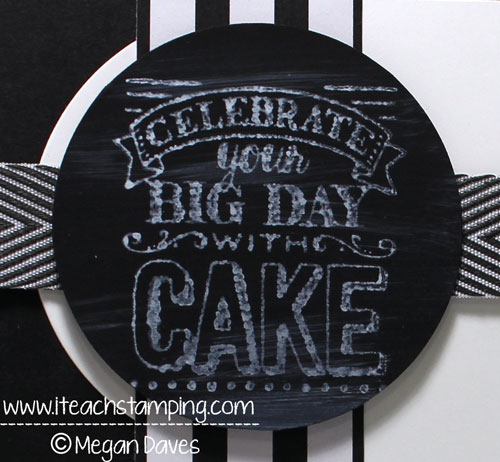 Sneak Peek:  Big Day Sale-a-Bration Set from Stampin' Up!
