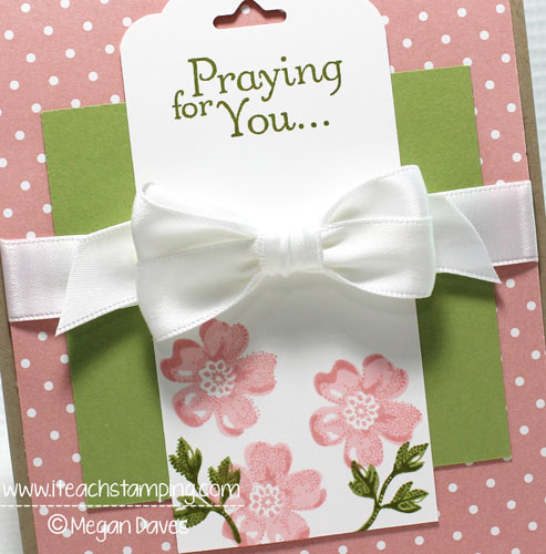 Making a Sympathy Card – Paper Crafts Idea