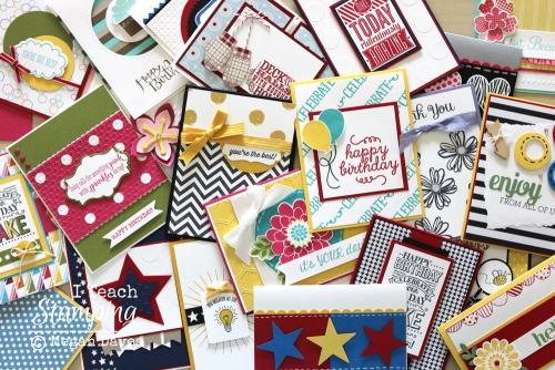 Grab Bag of Handmade Cards