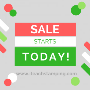 Stampin' Up! Black Friday Sale Starts TODAY!