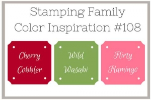 Card Making Color Combinations