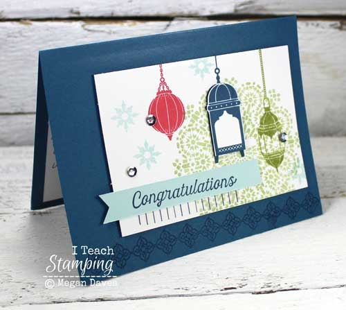 I Got A Card From Stampin' Up!'s President!