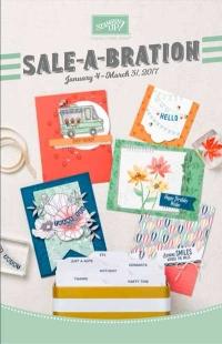 Stampin Up Sale A Bration Catalog