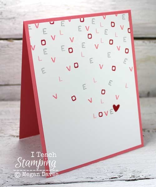 Looking for Easy To Make Cute Valentine Cards?