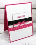 More Gorgeous Washi Tape Greeting Cards