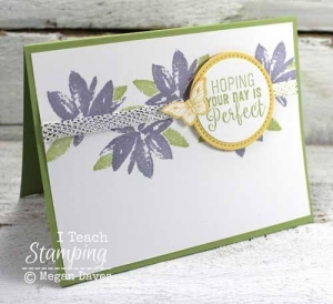 Another Of My Easy and Beautiful Handmade Cards