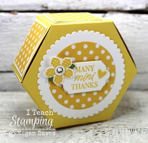 Adorable Paper Box DIY Ready!