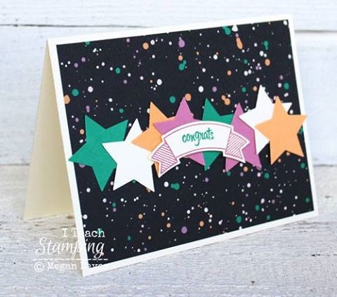 Buy Paper Punches Before They Are GONE to Make This Cute Card!
