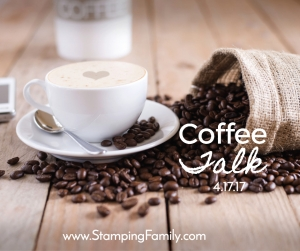 What's Going on In Stamping Family This Week…