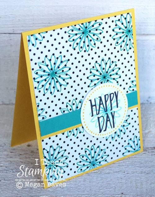 Jazzing Up Paper With Patterns