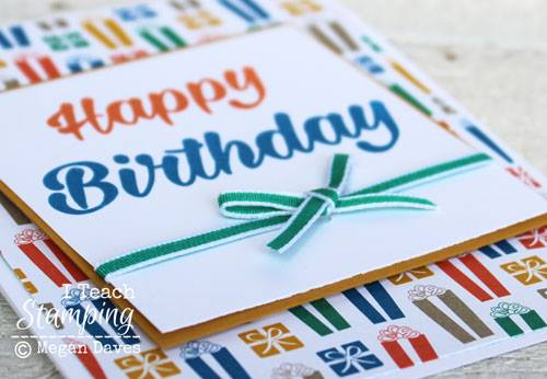 check out some cute and simple handmade birthday cards for friends