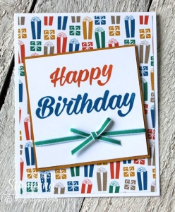 Stamp a Stack of Simple Handmade Birthday Cards for Friends