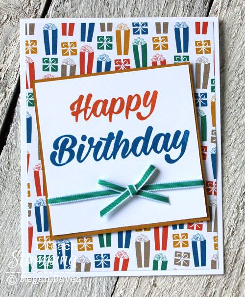 simple handmade birthday cards for friends