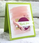 Make an Easy Watercolor Splash Background