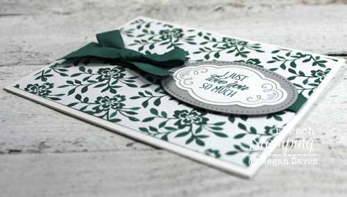 How to Use Monochromatic Color Art on Cards