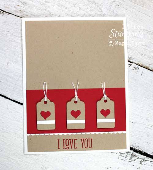 Learn how to make I love you cards for anyone